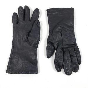 Vintage Aris Leather gloves Cashmere Lining Size 7
